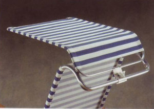 Optional Matching Canopy for Telescope Beach Chairs