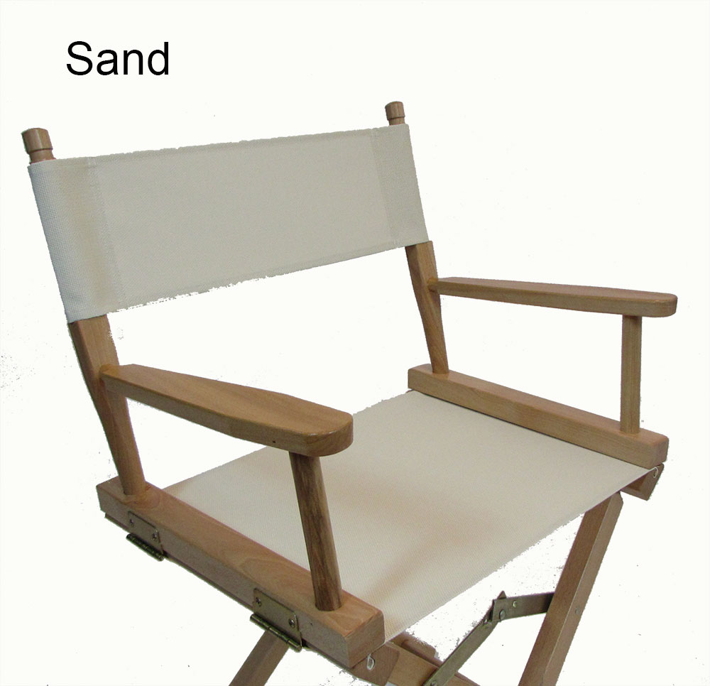 Directors Chairs Vinyl Replacement Canvas For Sale