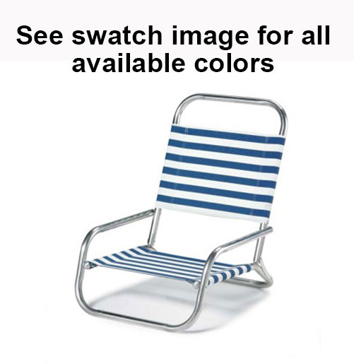 sun sand beach chair by telescope