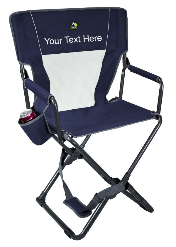 IMPRINTED Xpress Director's Chair by GCI Outdoors