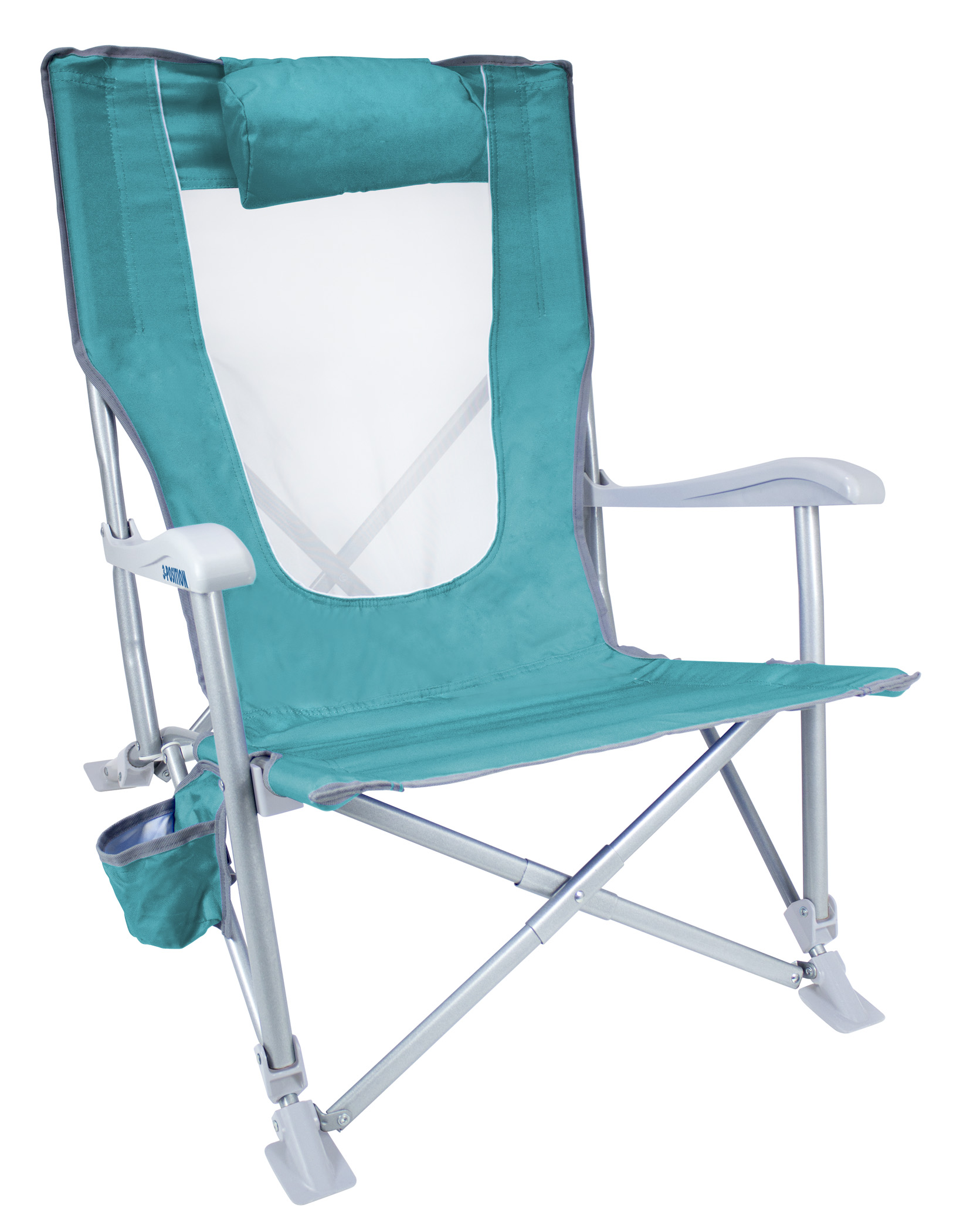 The Sun Recliner by GCI Waterside