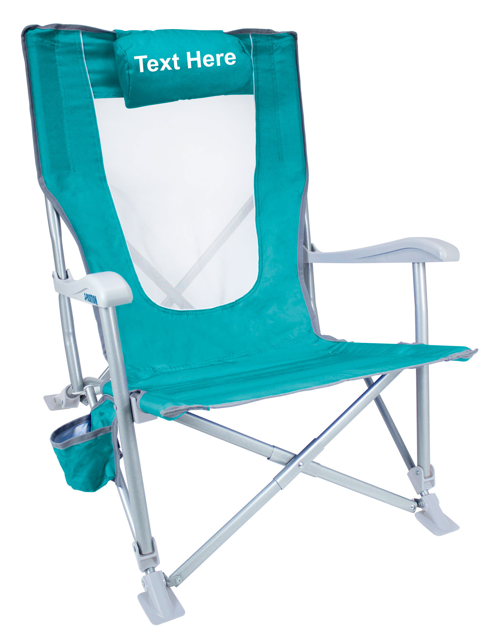 IMPRINTED The Sun Recliner by GCI Waterside