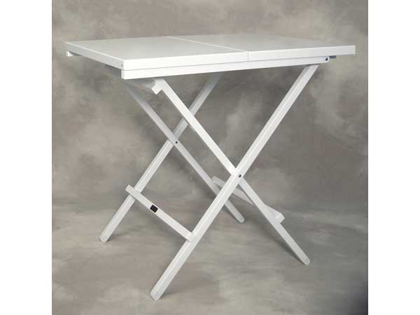 Bar Chair Height Aluminum Table