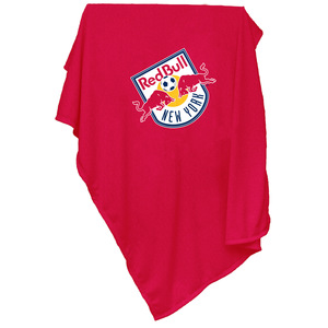 NY Red Bulls Sweatshirt Blanket
