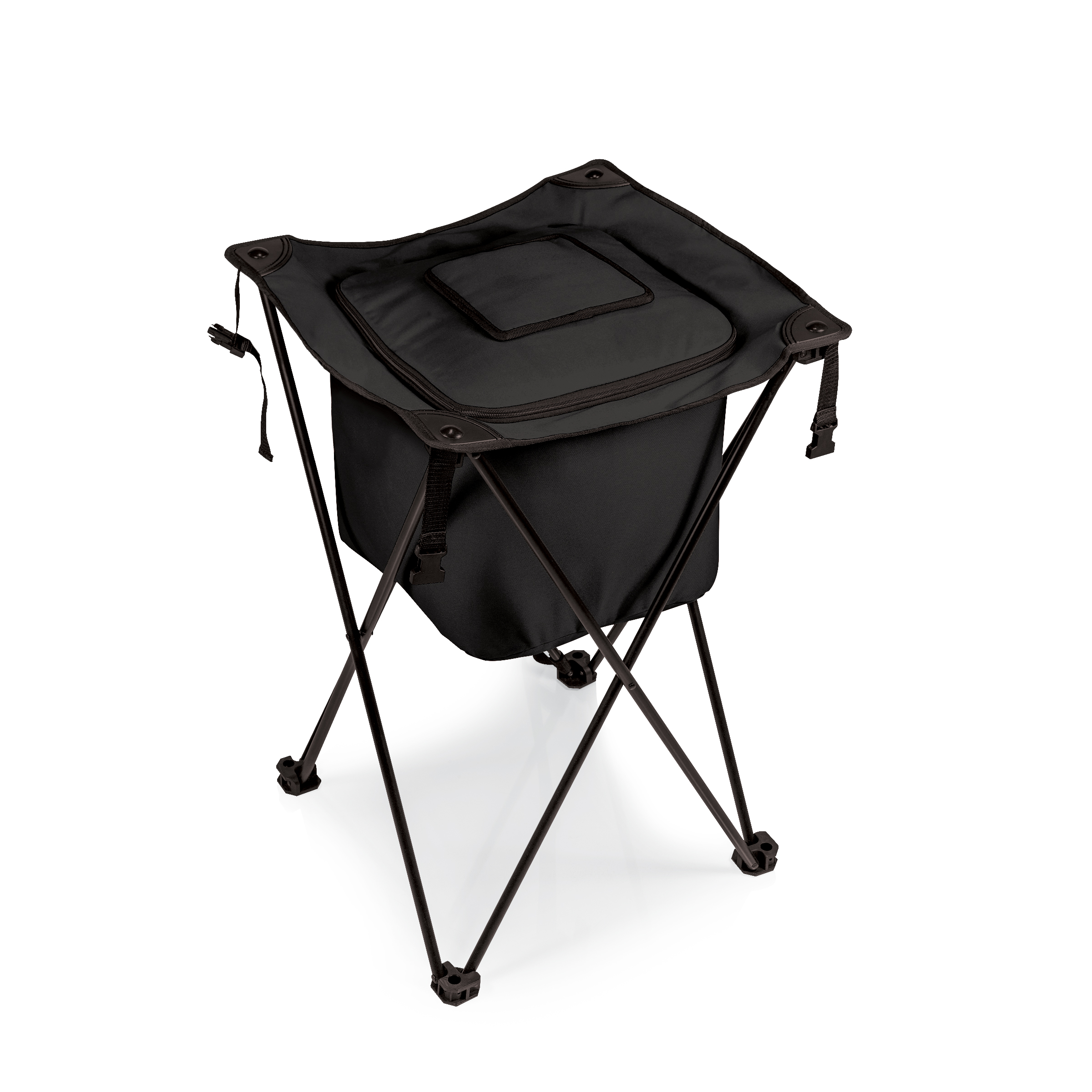 RETURN: The Sidekick Portable Cooler by Picnic Time - Black