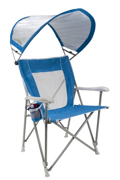 SunShade Captain's Chair by GCI Waterside