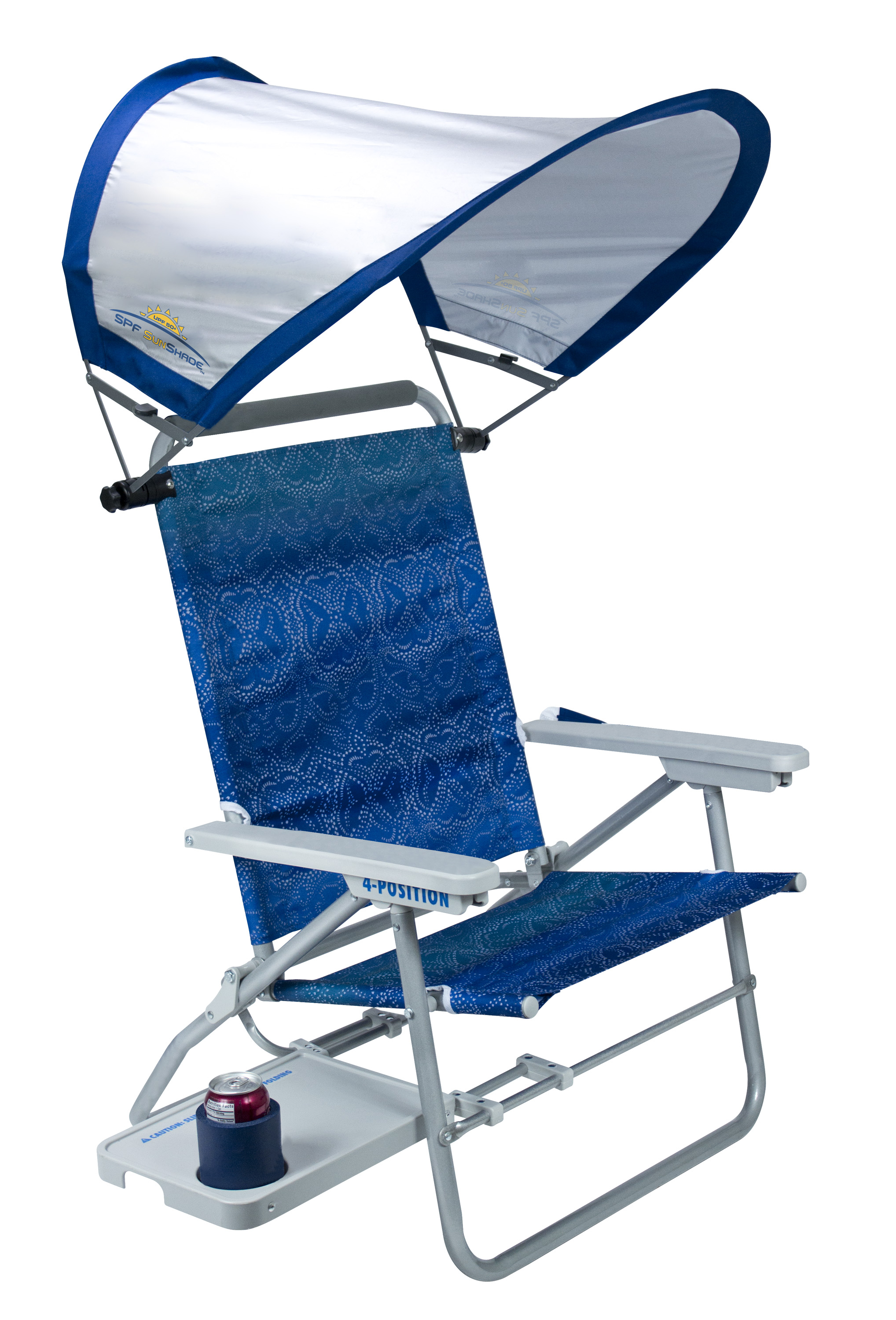 Big Surf with Slide Table & SunShade by GCI Waterside