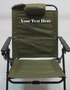 IMPRINTED Bi-Fold Camp Chair by GCI Outdoor