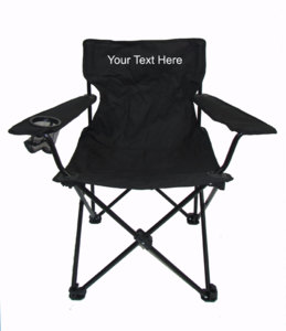 IMPRINTED Personalized C-Series Rider Classic Quad Chair by Travel Chair