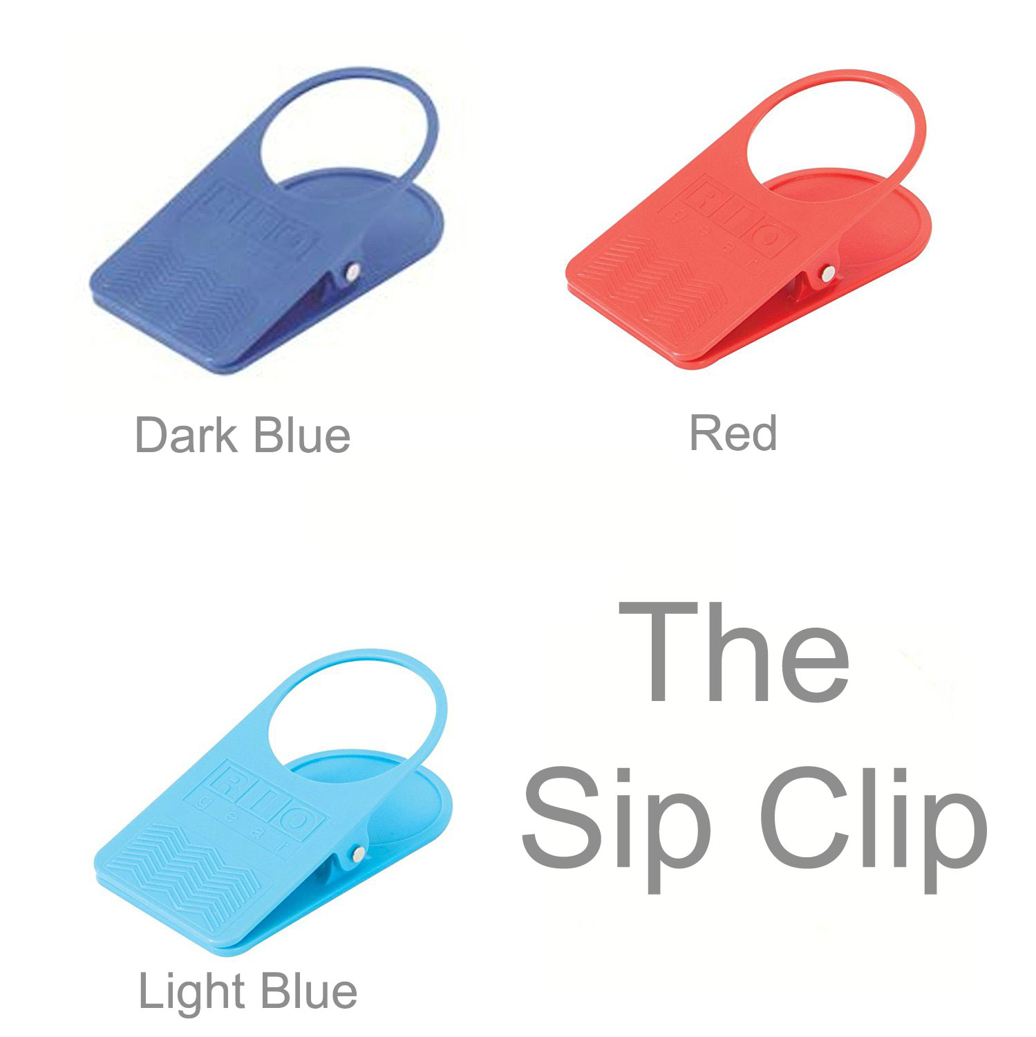 The Sip Clip by Rio Beach