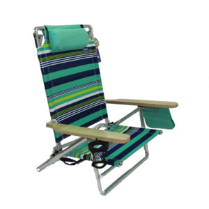 Deluxe Pillow Lay-Flat Chair by JGR Copa