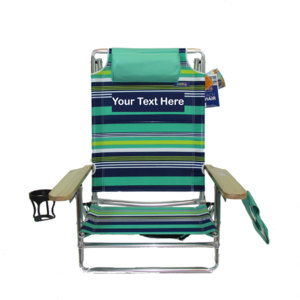 IMPRINTED Deluxe Pillow Lay-Flat Chair by JGR Copa