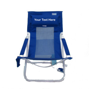 IMPRINTED The Breeze Beach Chair by Rio Beach