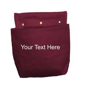 IMPRINTED Personalized Directors Chair Side Bag by Everywhere Chair