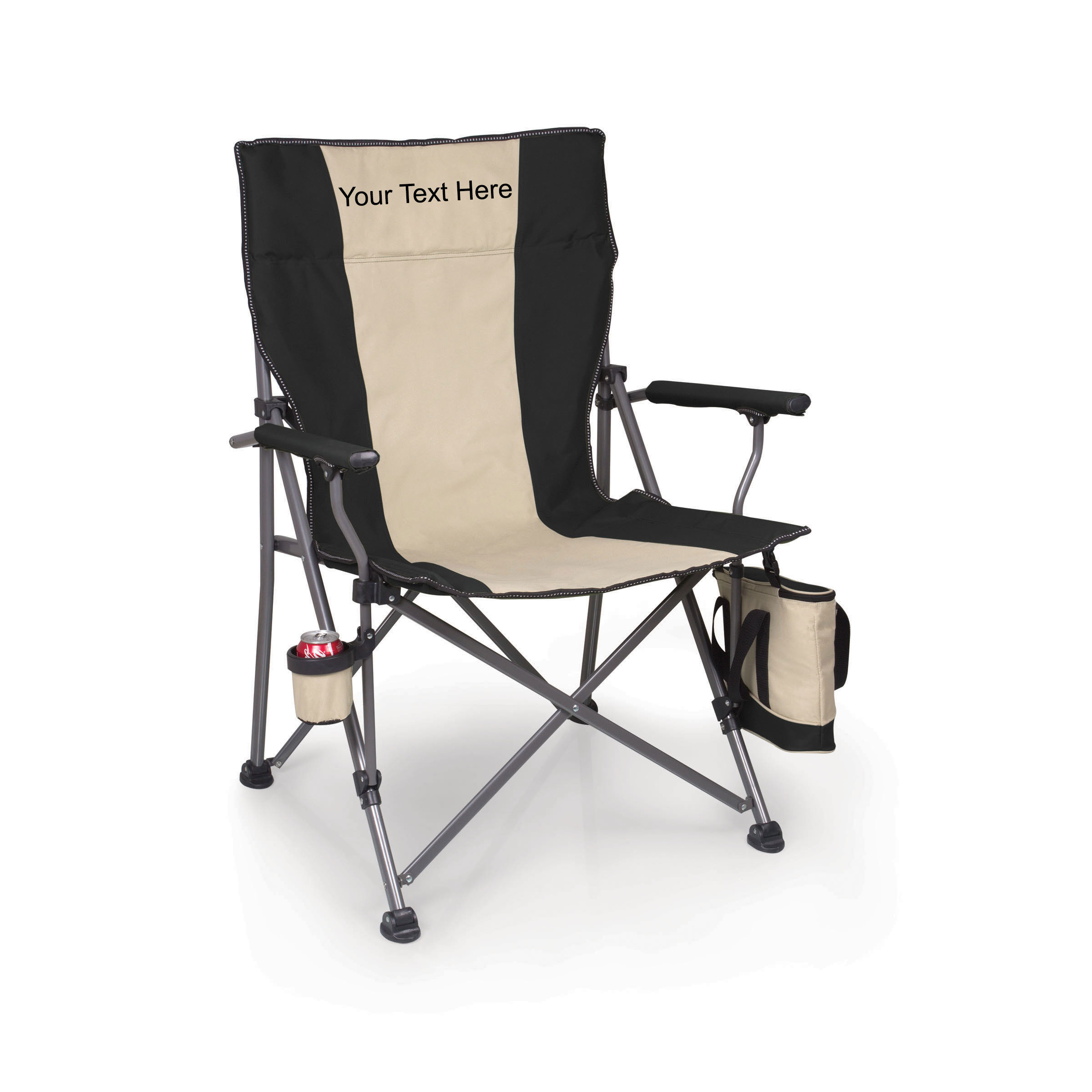 IMPRINTED Personalized Big Bear Camp Chair by Picnic Time