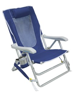 Backpack Beach Chair by GCI Waterside