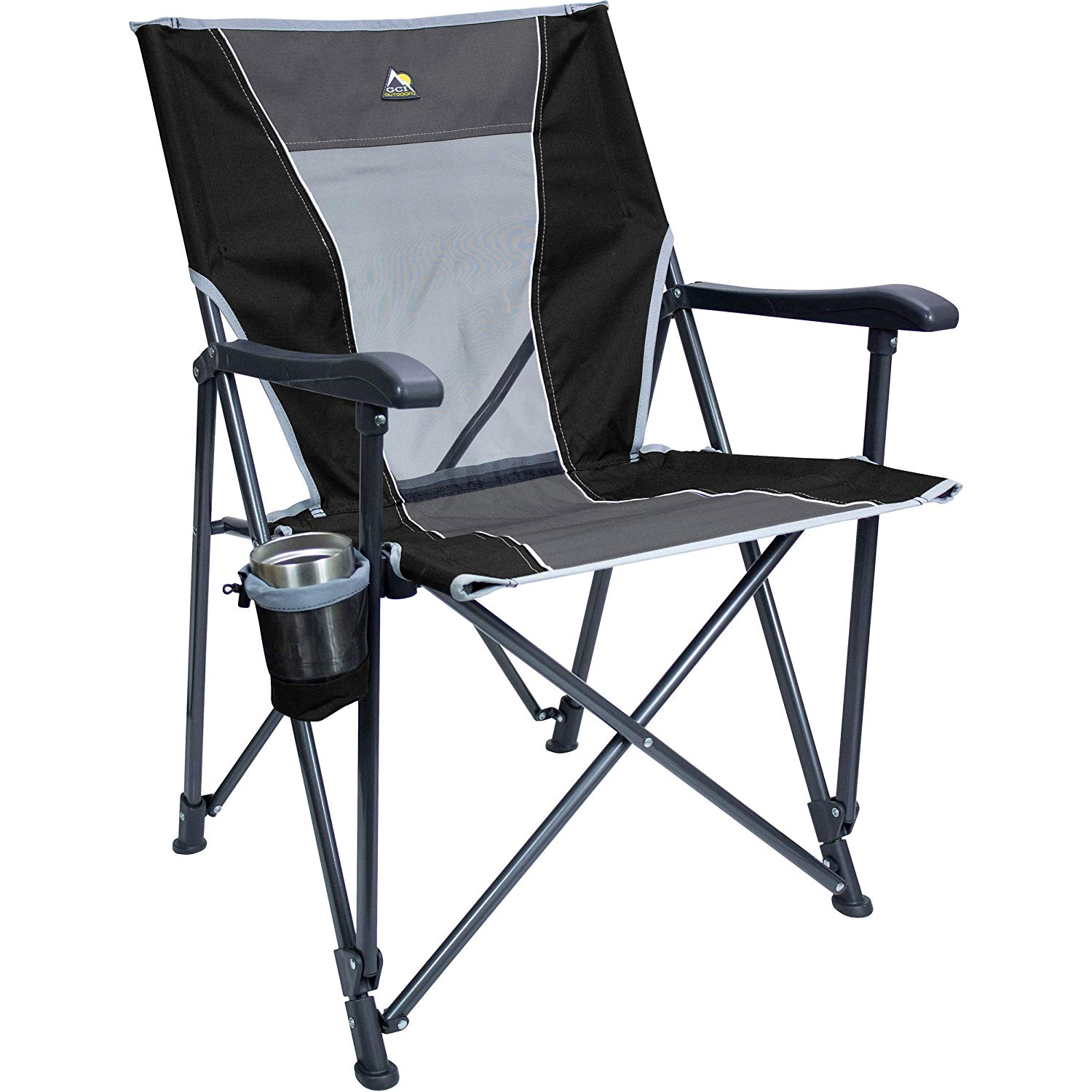 Eazy Chair by GCI Outdoor - Black
