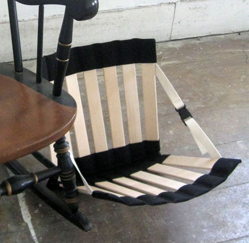 The Adjustable Small Adult HowdaSeat
