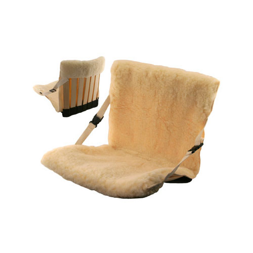 HowdaSeat Shearling Liner