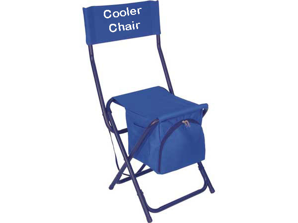 IMPRINTED Personalized Folding Cooler Chair by TravelChair