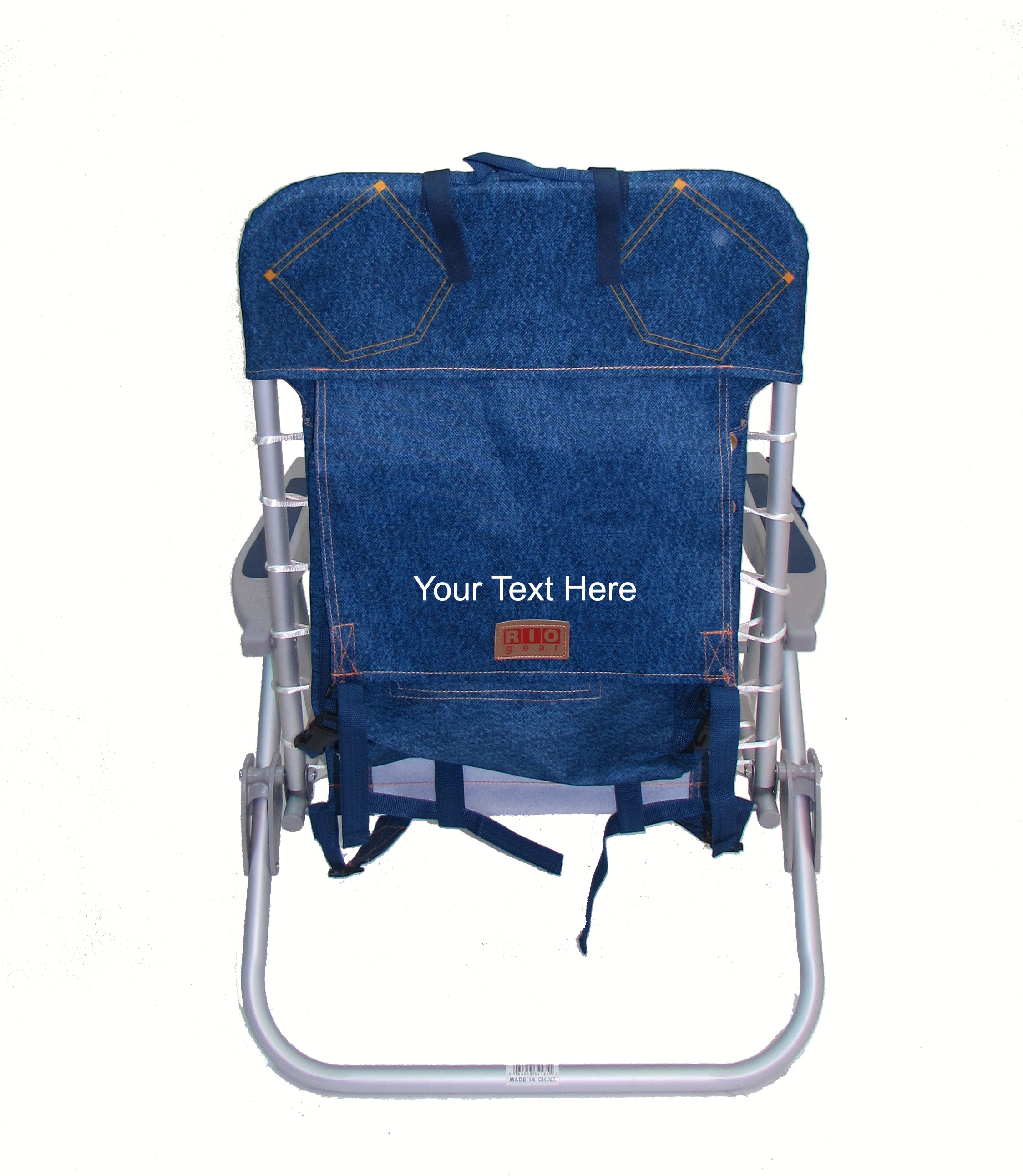7b17df47581b Navy Mesh Backpack Chair- Fenix Toulouse Handball