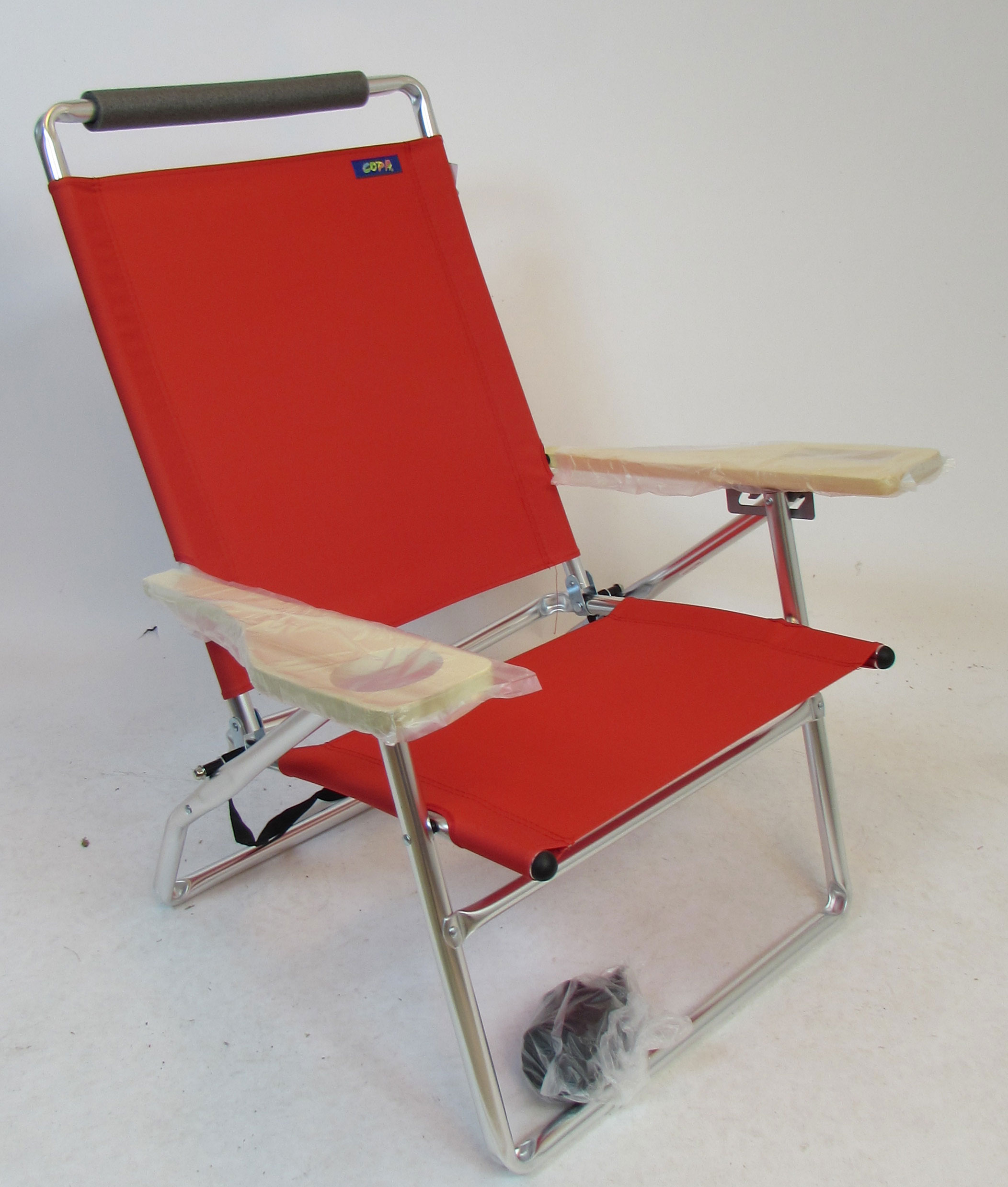 JGR Deluxe MID-Height Oversize Beach Chair