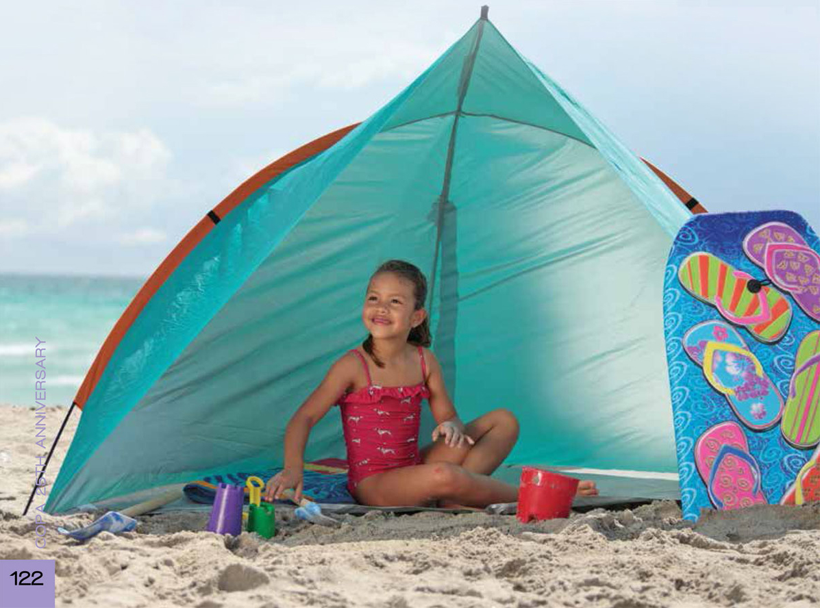 JGR Triangle Beach Tent