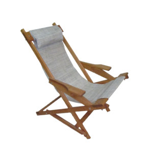 Wooden Folding Rocking Chair