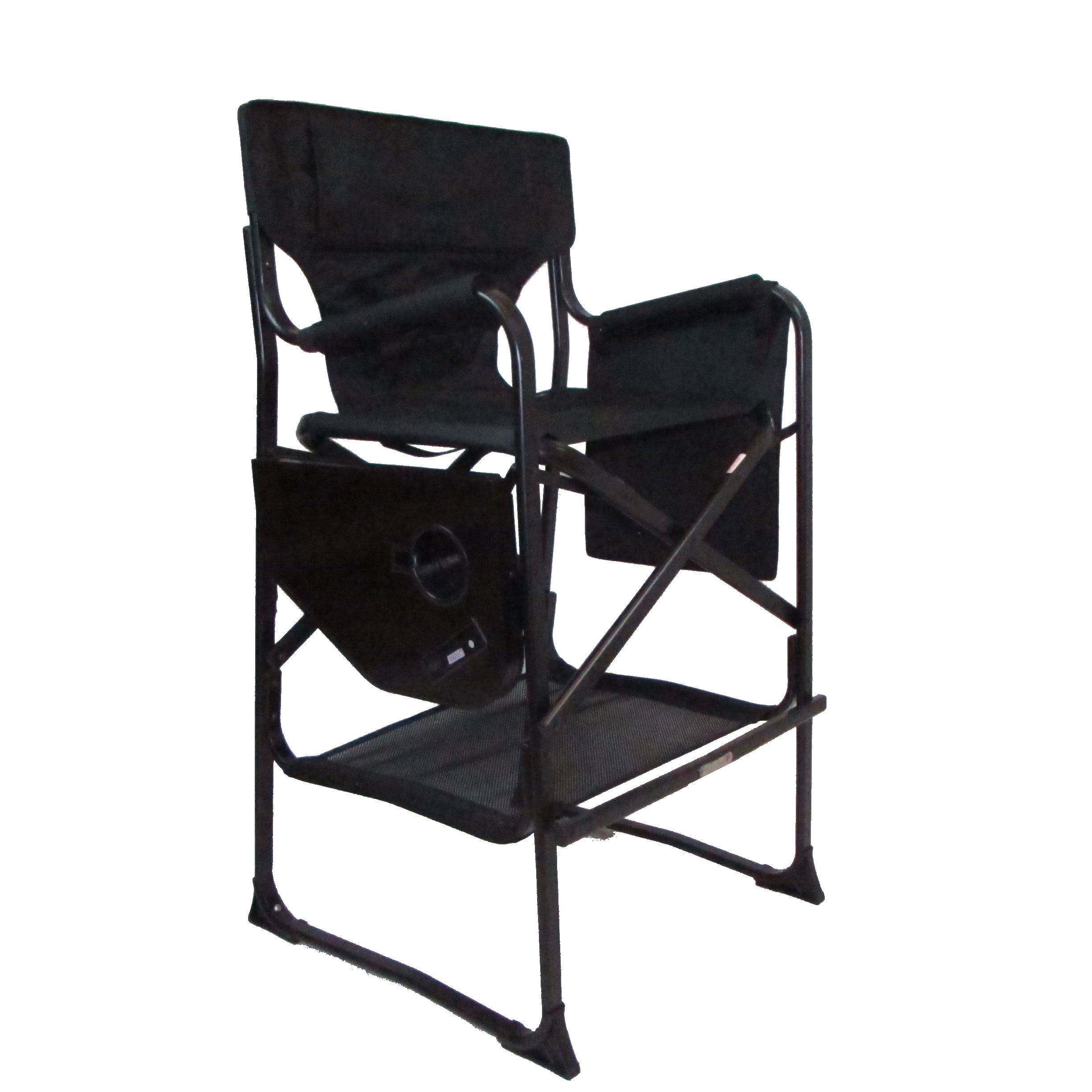 The Professional Tall Directors Chair By Pacific Imports