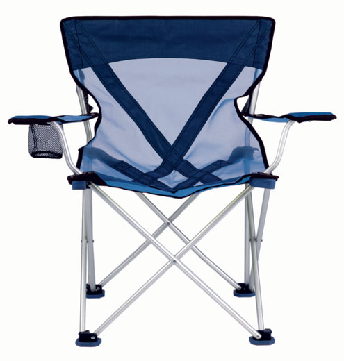 The Teddy - Mesh Quad Chair from TravelChair
