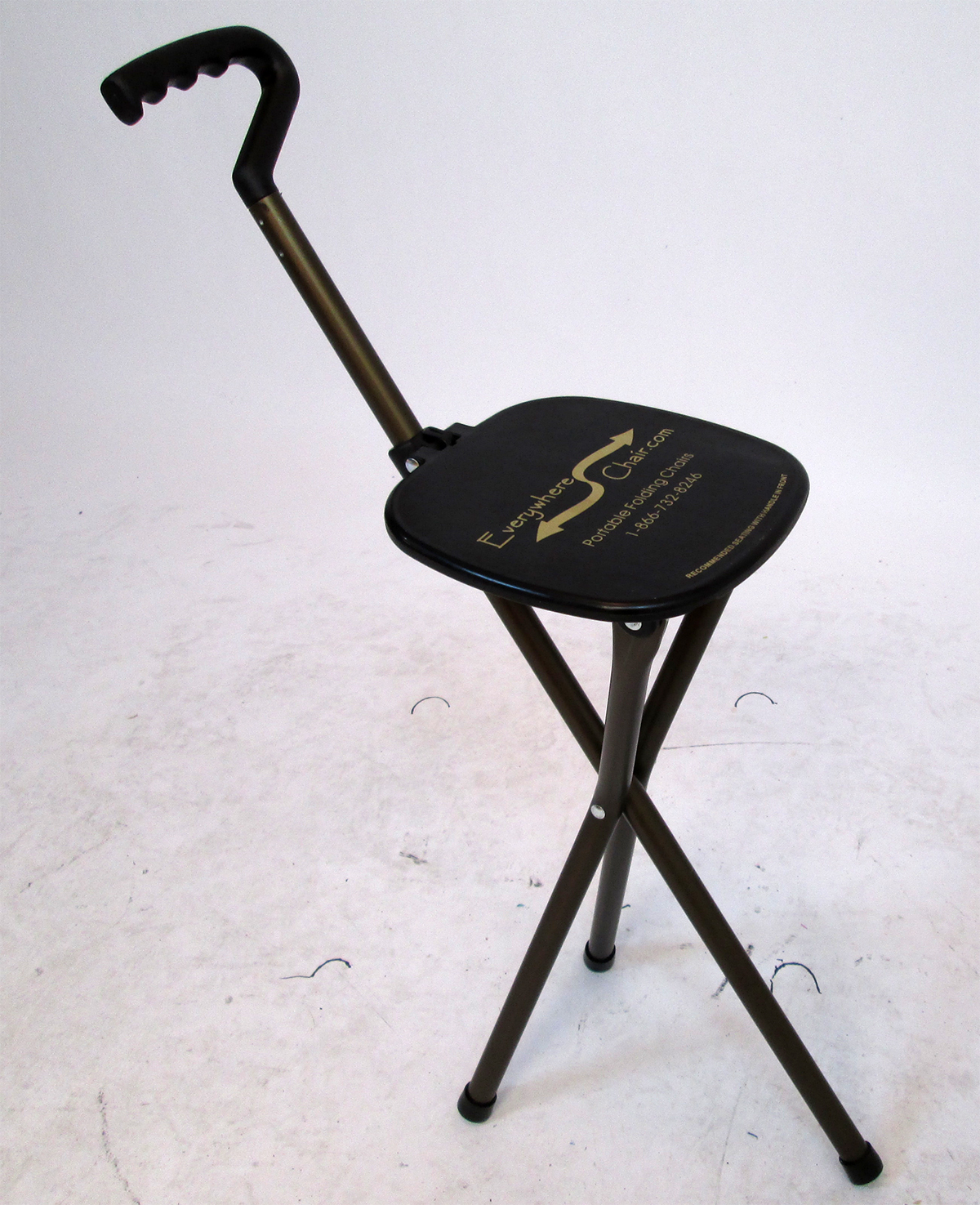 Sport Seat Mini Executive Walking Stick Portable Seat