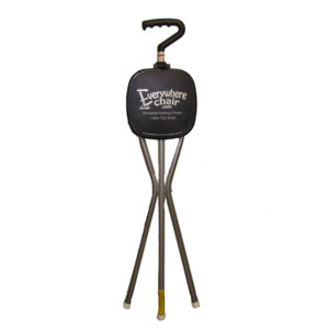 Sport Seat Walking Stick / Portable Seat