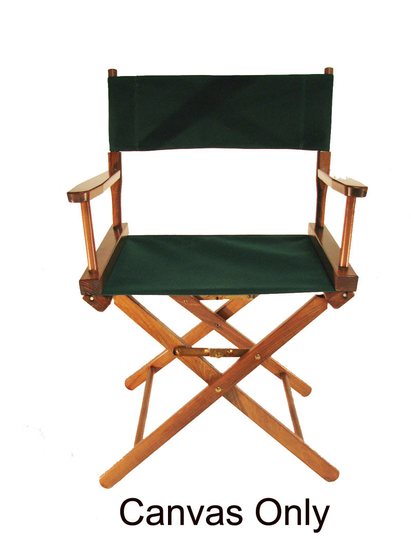 Charmant CUSTOM SIZE Sunbrella Directors Chair Replacement Covers