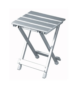 Aluminum Side Table - Portable Stool by TravelChair